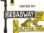 1971 Further Off Broadway