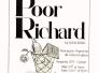 1984 Poor Richard