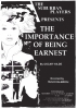 1987 The Importance of Being Earnest