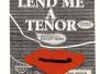 1991 Lend Me A Tenor