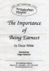 2003 The Importance of Being Earnest