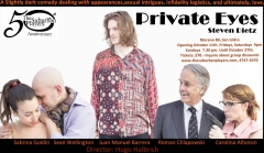 Private Eyes Web Poster 3