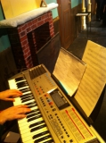 vero taylor at piano sound effects